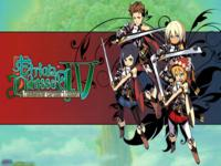Etrian Odyssey IV Legends of the Titan wallpaper 2