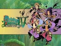 Etrian Odyssey IV Legends of the Titan wallpaper 3