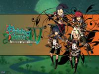 Etrian Odyssey IV Legends of the Titan wallpaper 5