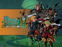 Etrian Odyssey IV Legends of the Titan wallpaper 6