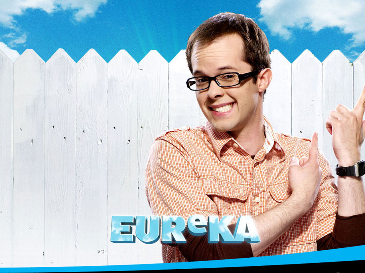 Eureka wallpaper 15