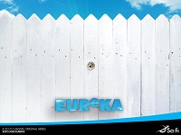 Eureka wallpaper 12