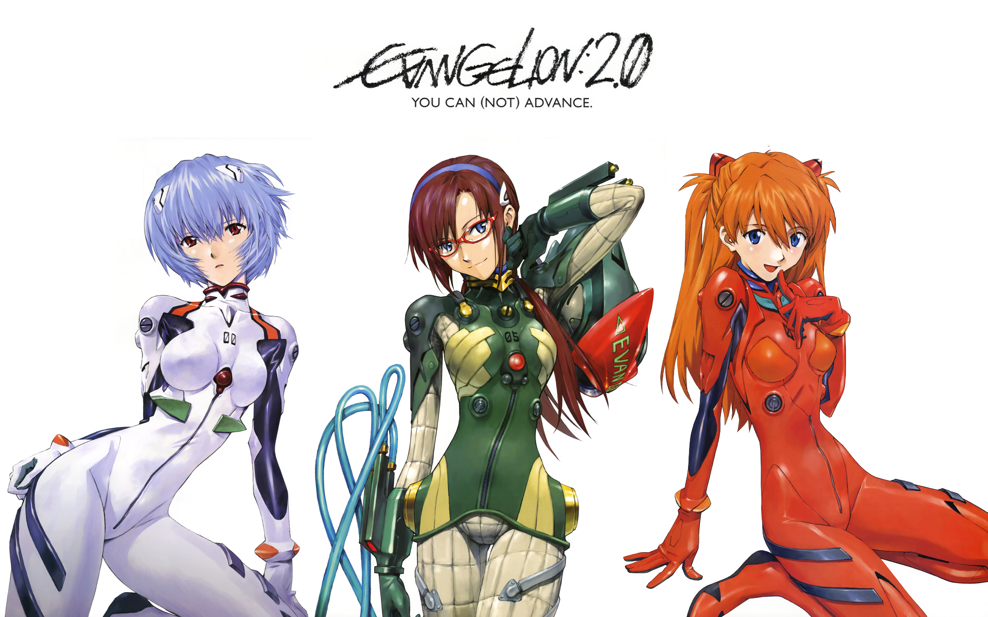 Evangelion wallpaper 3