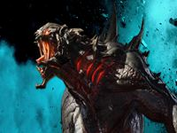 Evolve wallpaper 3