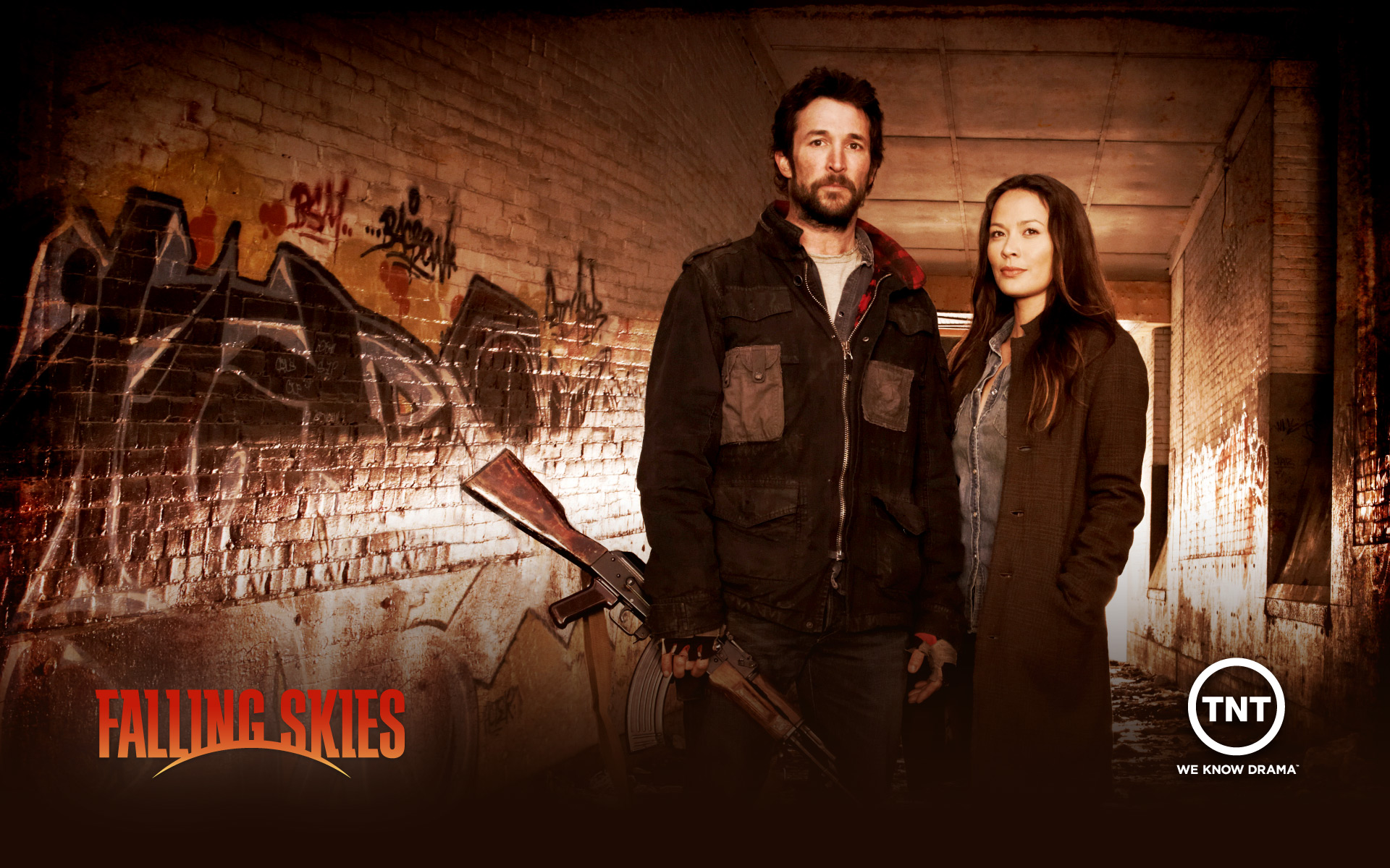 Falling Skies wallpaper 12