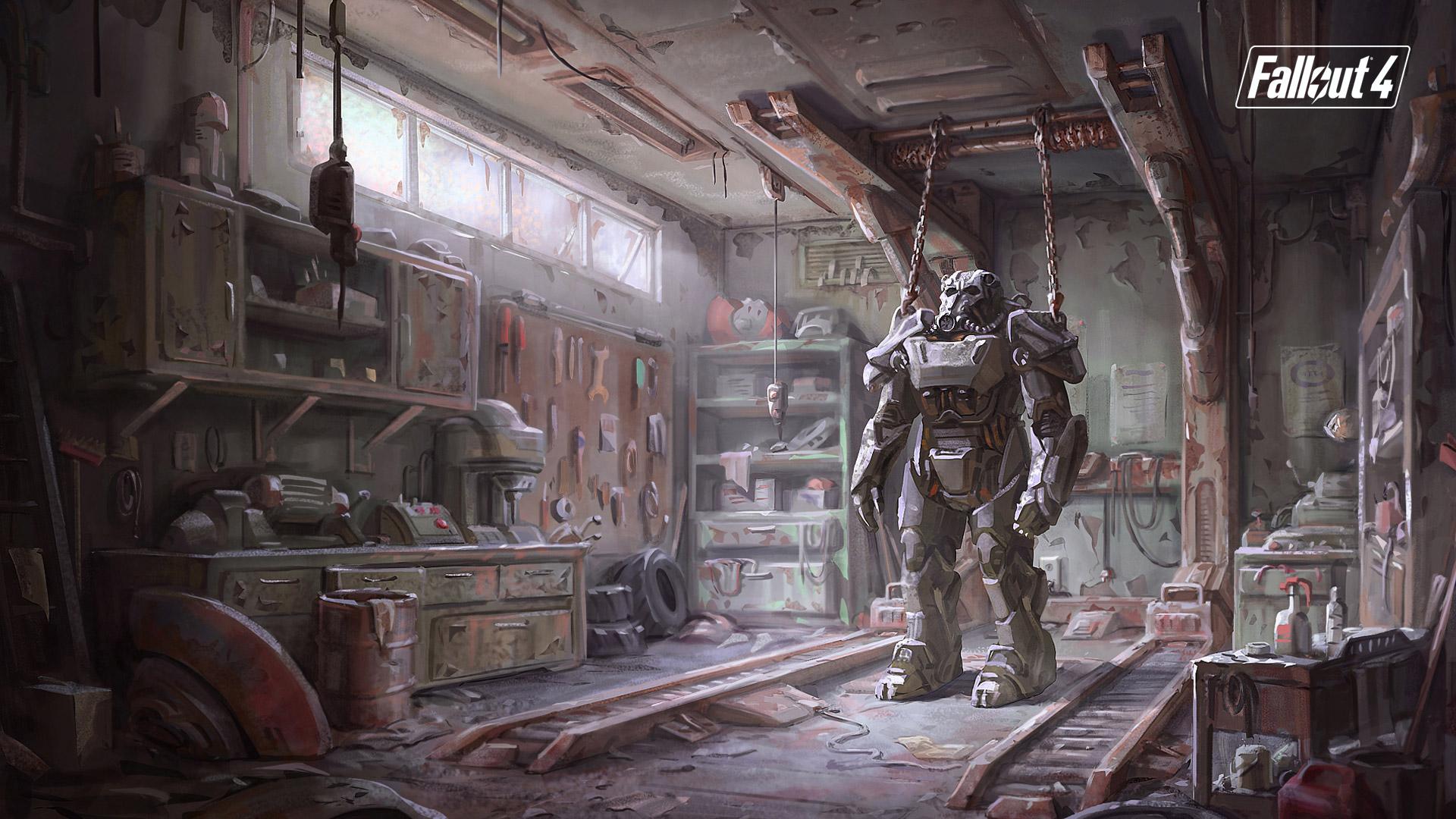 Fallout 4 wallpaper 13
