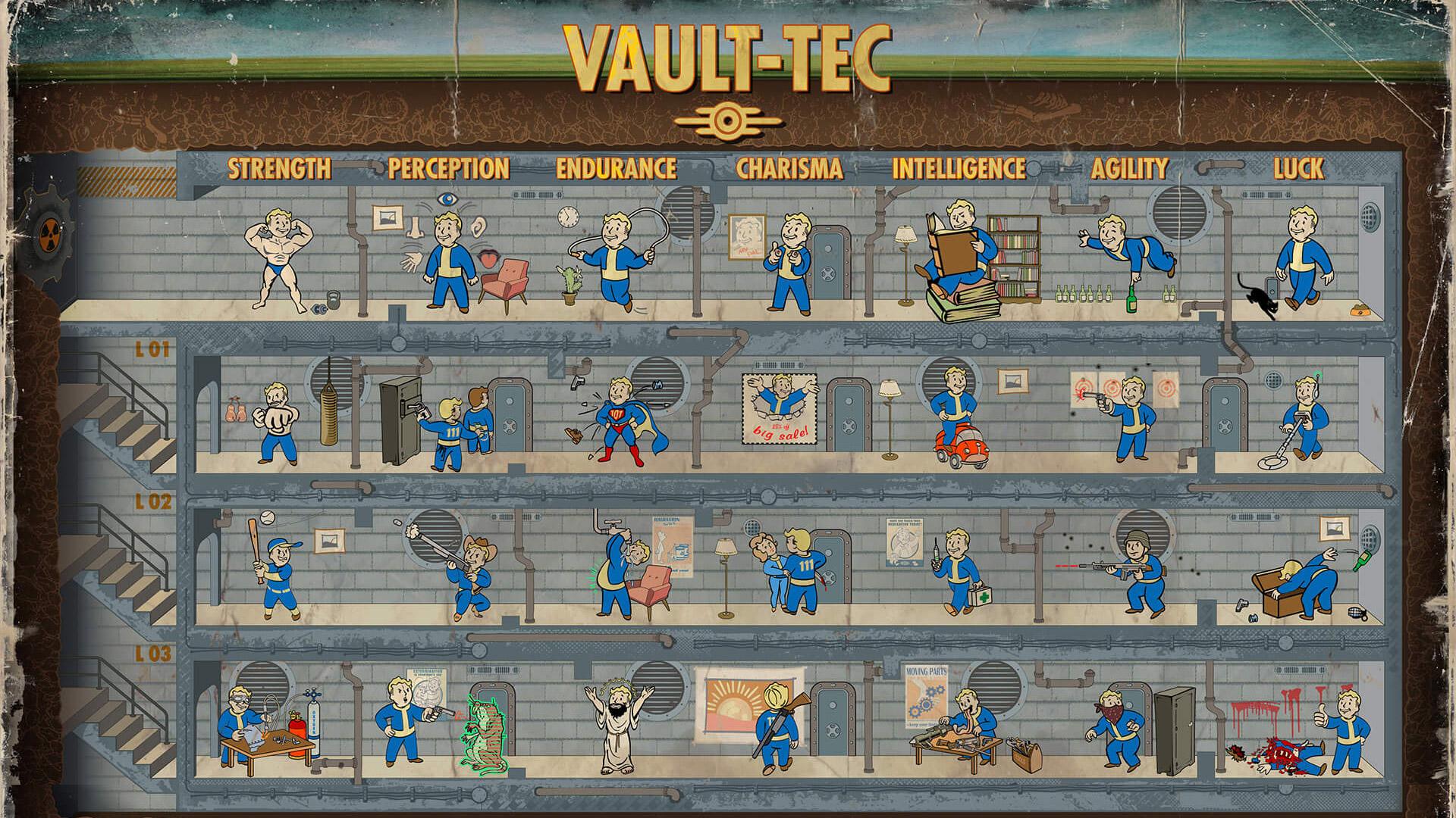 Fallout 4 wallpaper 14