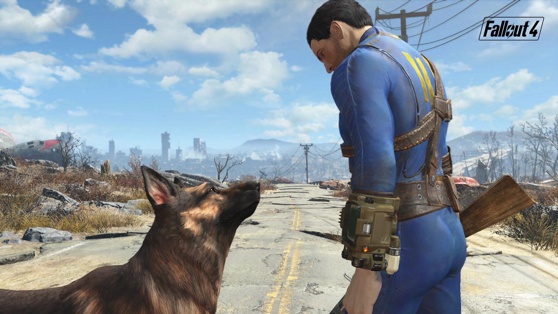 Fallout 4 wallpaper 2