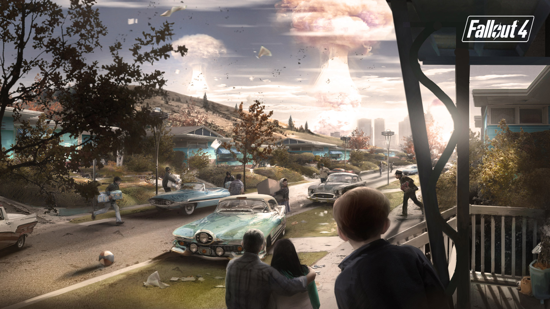 Fallout 4 wallpaper 5