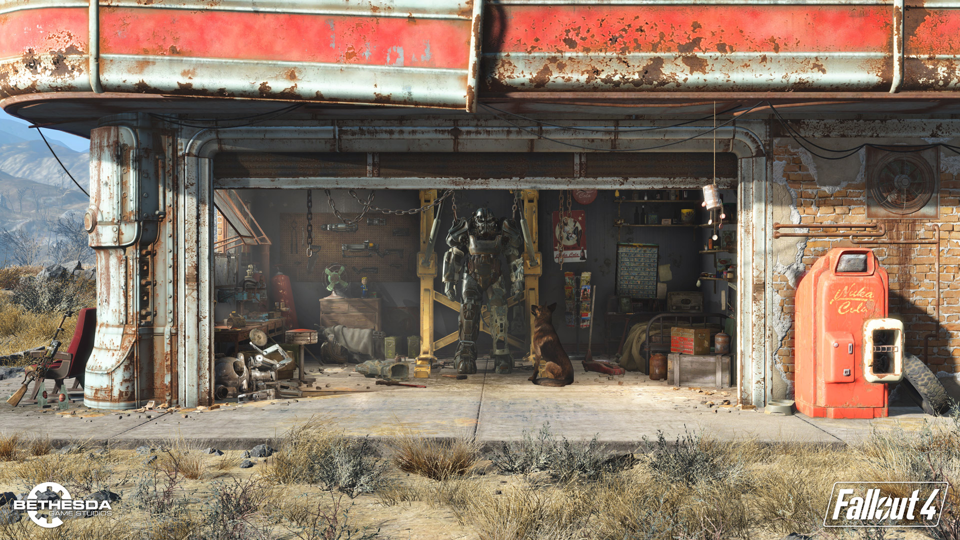 Fallout 4 wallpaper 7