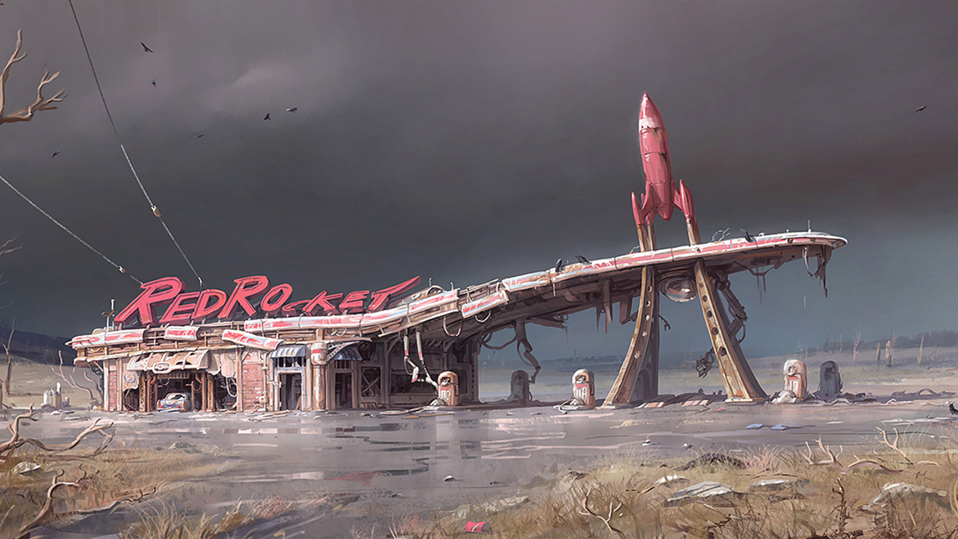 Fallout 4 wallpaper 9