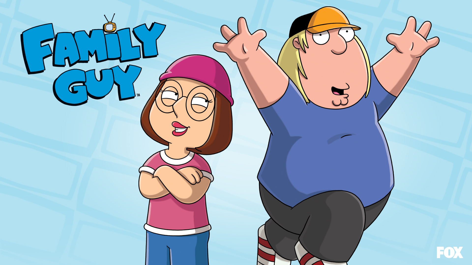 Family Guy wallpaper 3