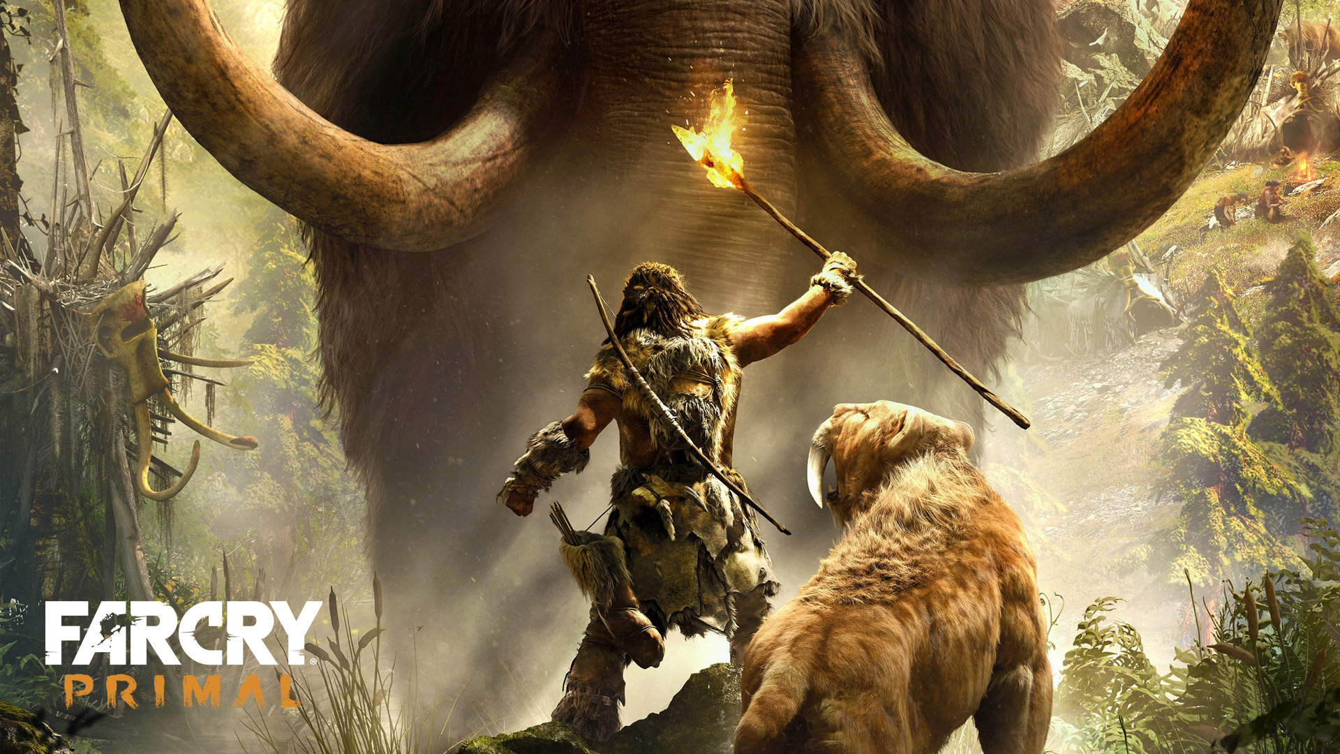 Far Cry Primal wallpaper 10