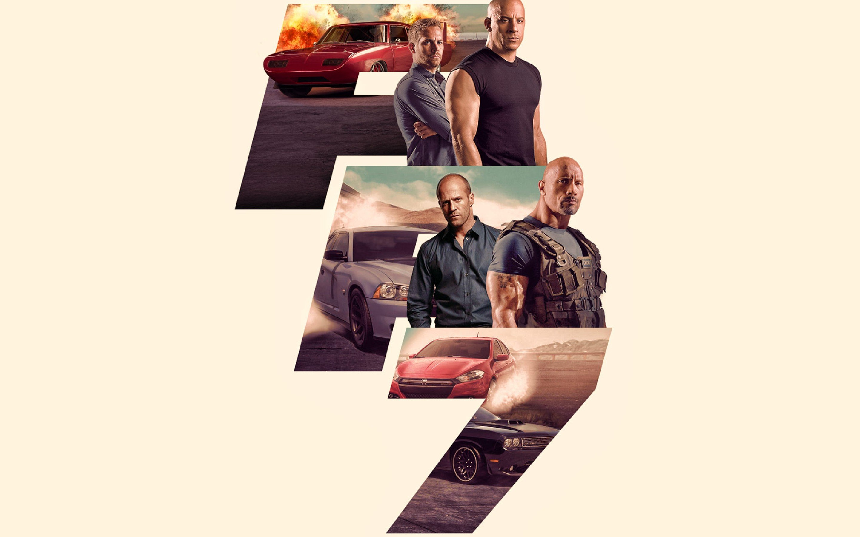 Fast and Furious 7 wallpaper 11