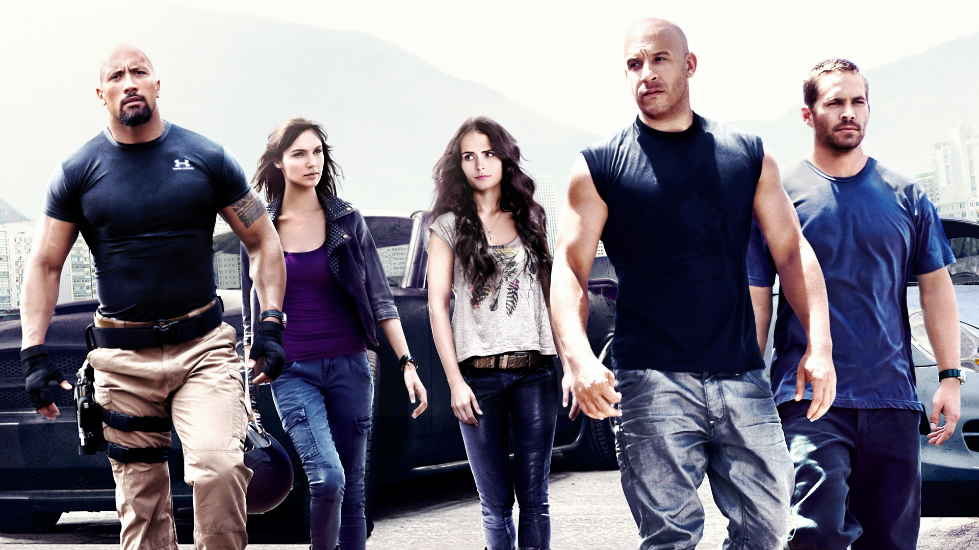 Fast and Furious 7 wallpaper 7
