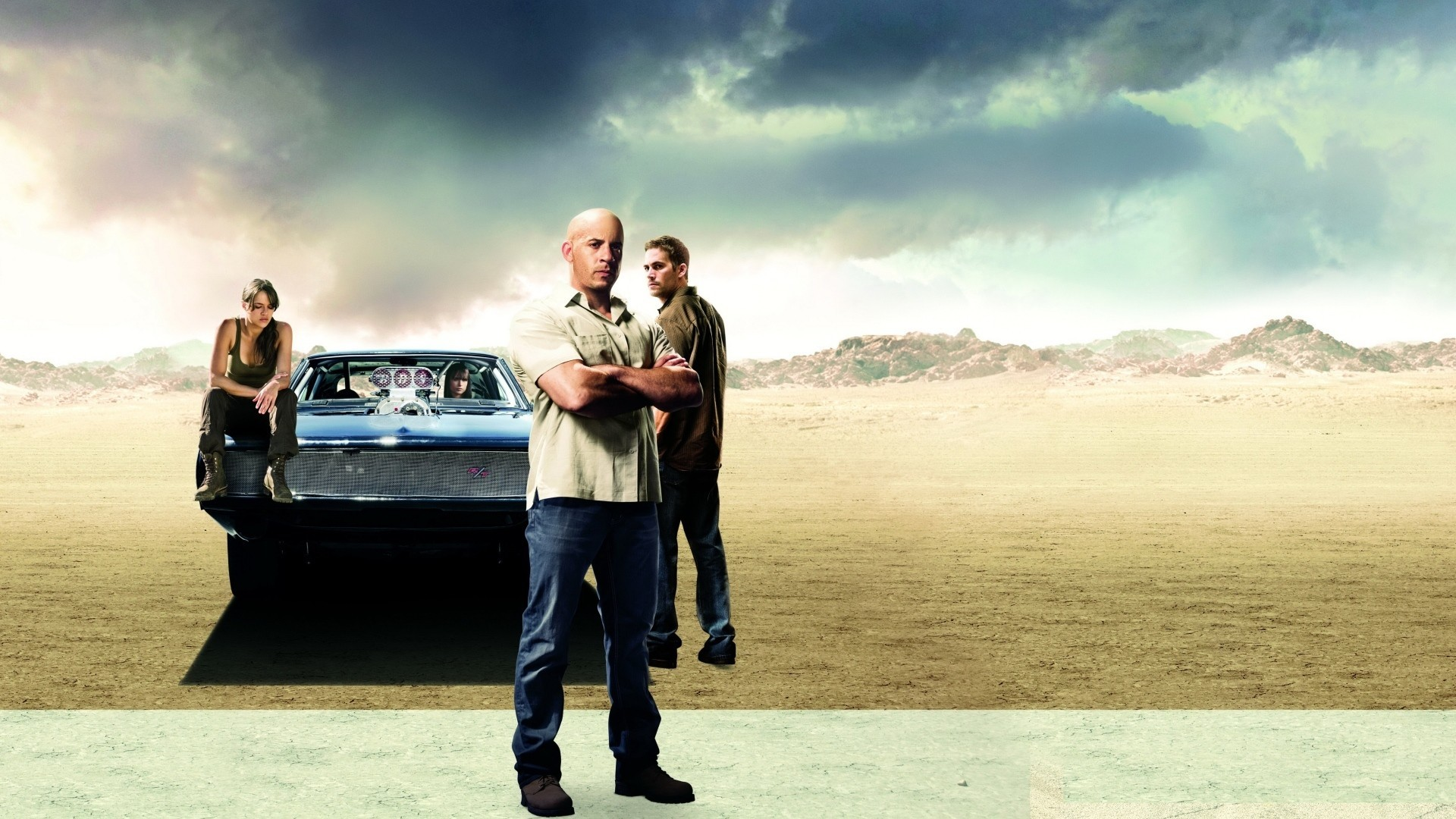 Fast And Furious 7 Wallpaper 9