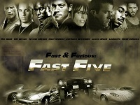 Fast and Furious Fast Five wallpaper 1