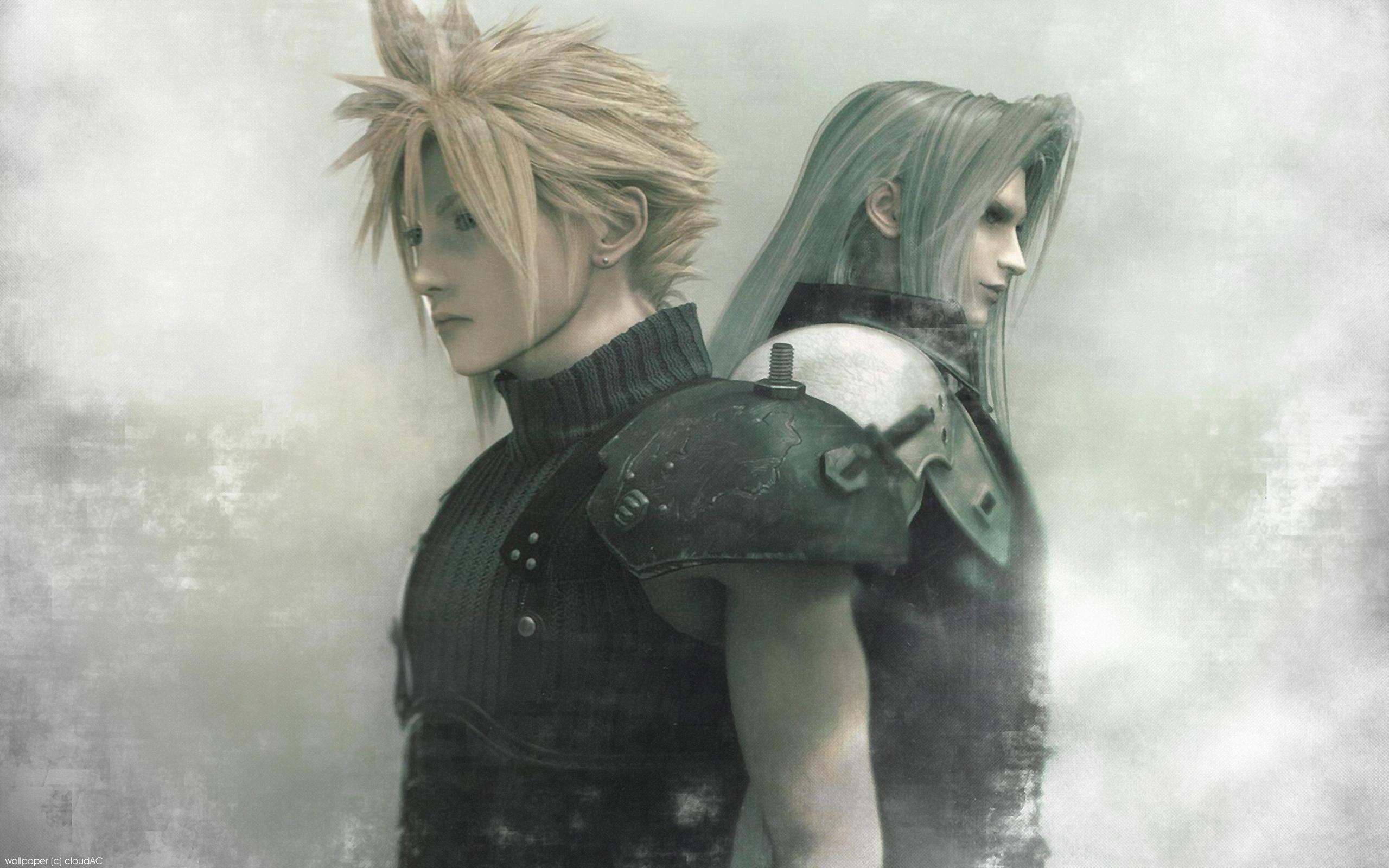 Final Fantasy VII wallpaper 4