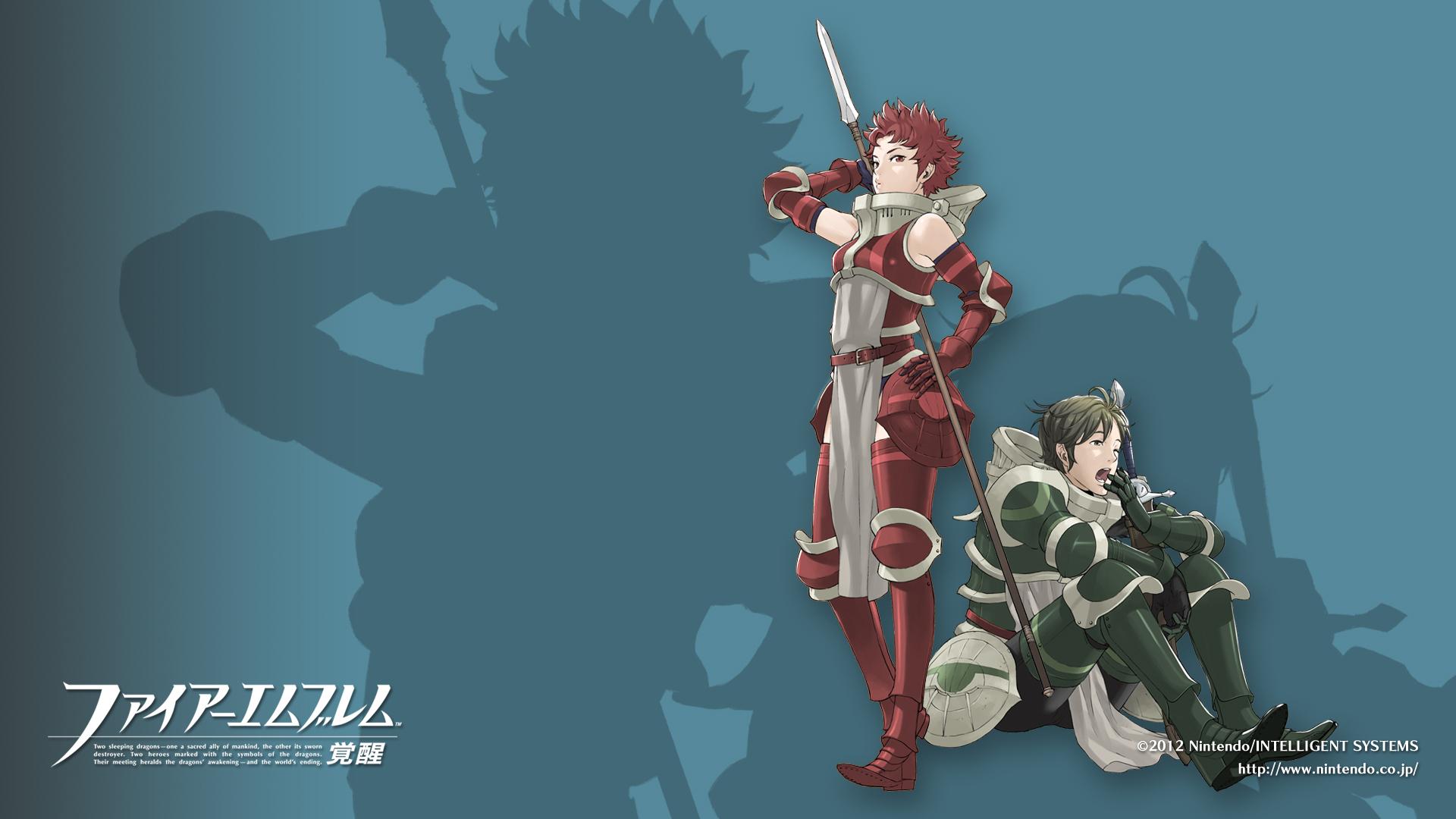 Fire Emblem Awakening wallpaper 13