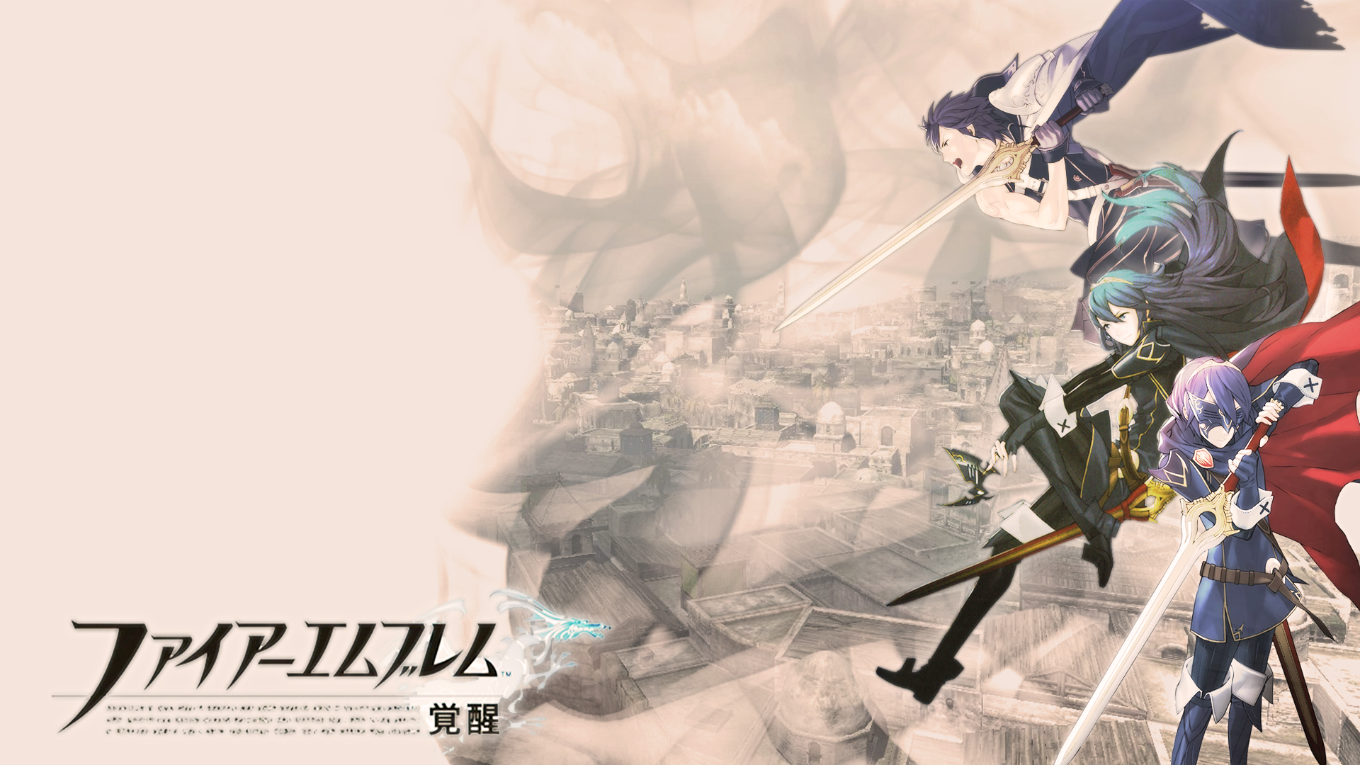 Fire Emblem Awakening wallpaper 6