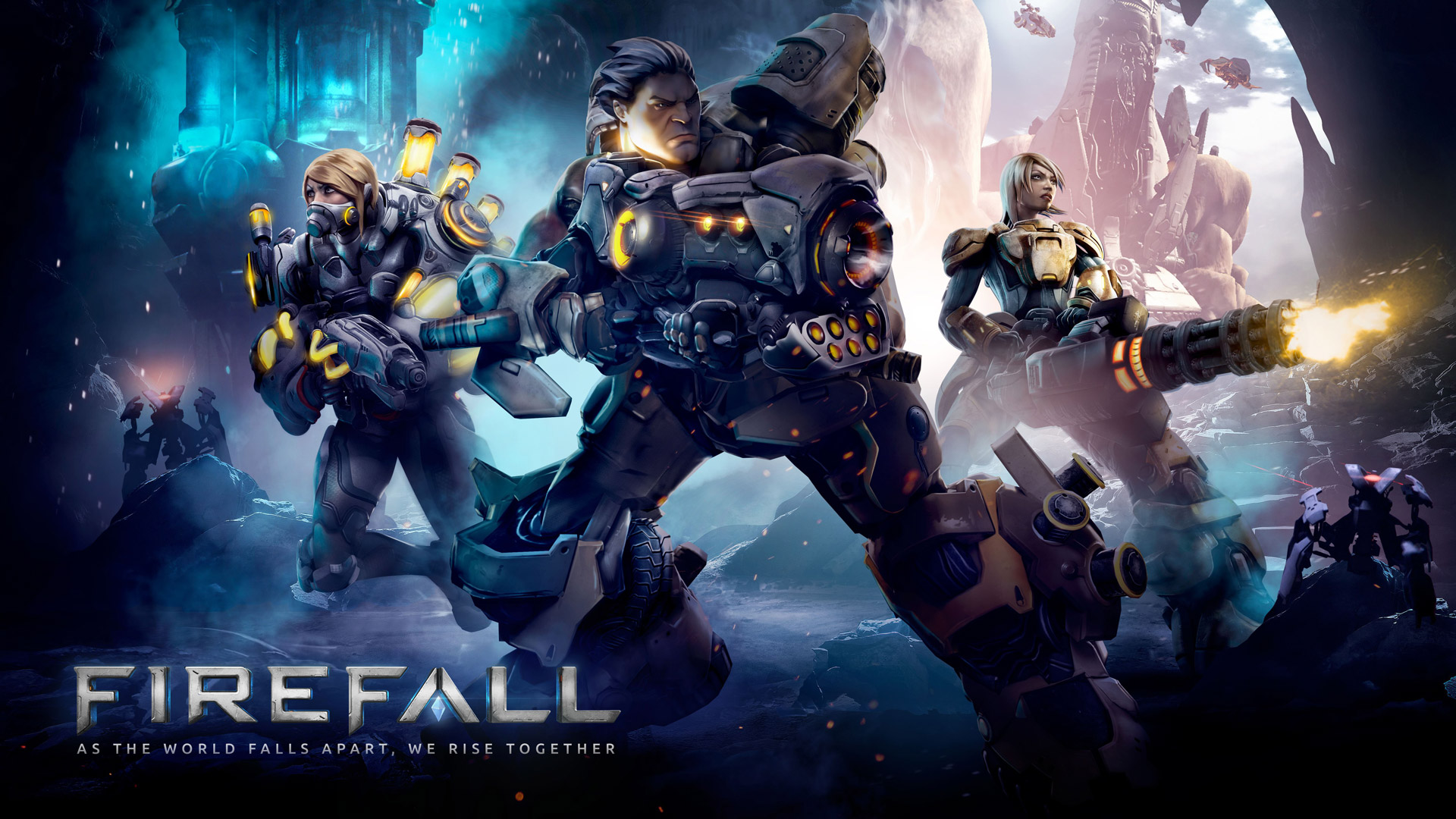 Firefall wallpaper 1