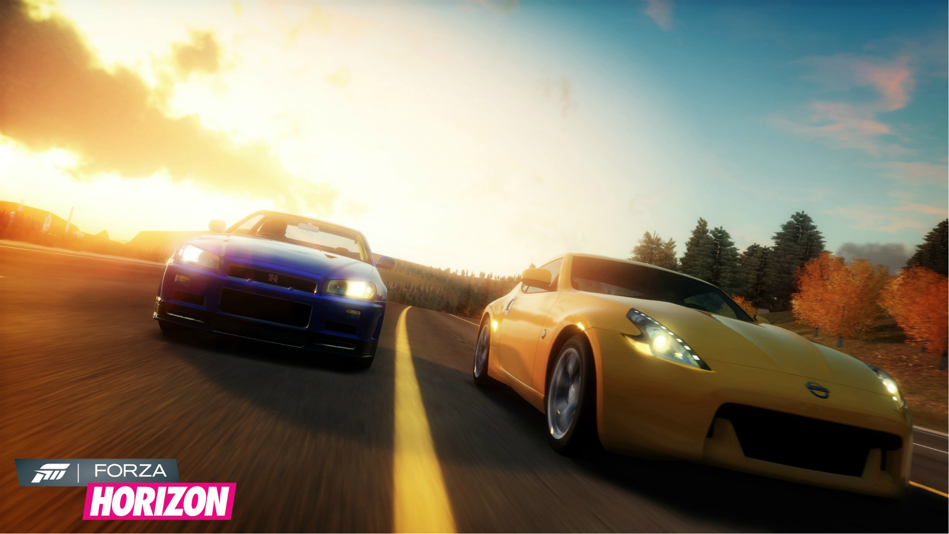 Forza Horizon wallpaper 1