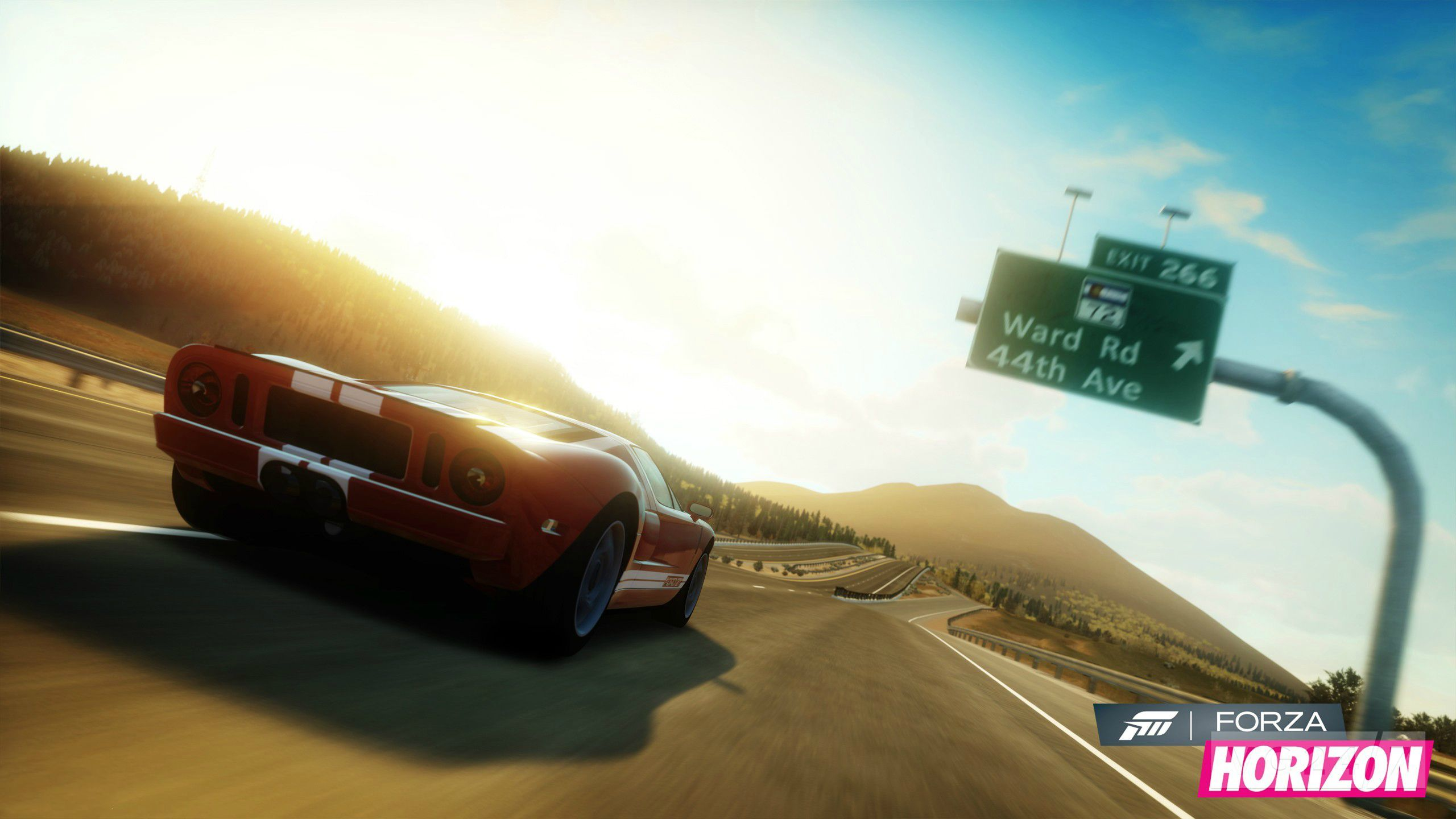 Forza Horizon wallpaper 4