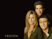 Friends wallpaper 4