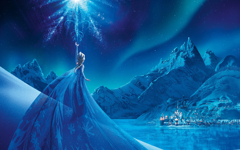 Frozen wallpaper 2