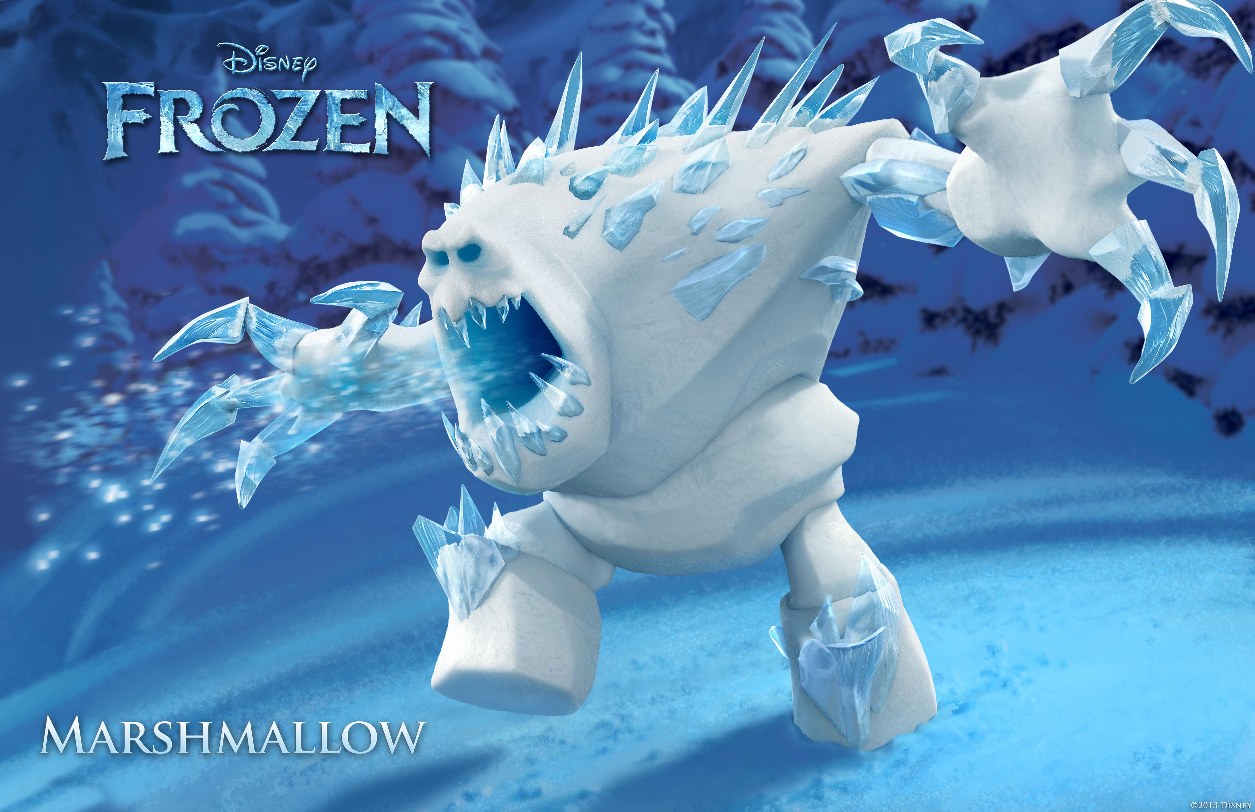 Frozen wallpaper 9