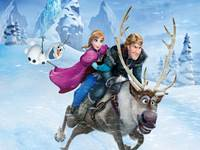 Frozen wallpaper 4