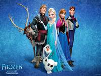 Frozen wallpaper 5
