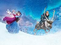 Frozen wallpaper 6