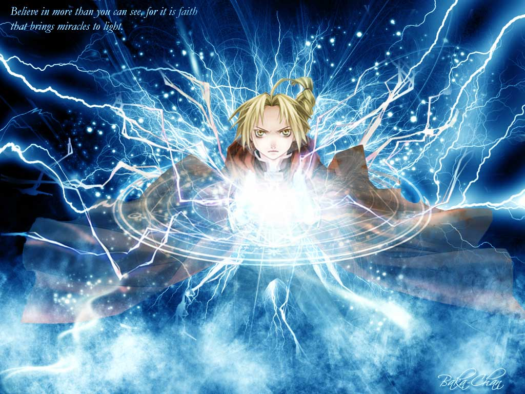 Fullmetal Alchemist Brotherhood wallpaper 10
