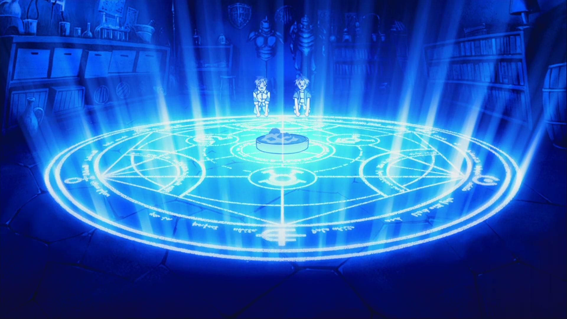 Fullmetal Alchemist Brotherhood wallpaper 11