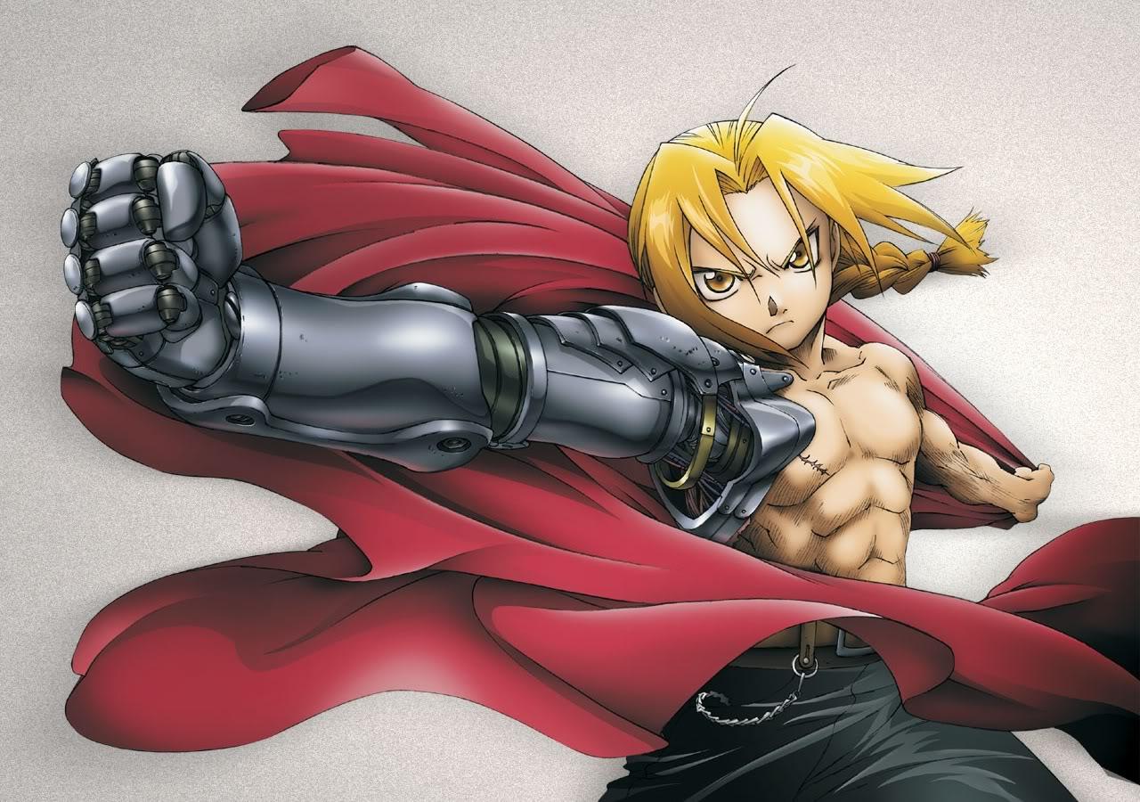 Fullmetal Alchemist Brotherhood wallpaper 12