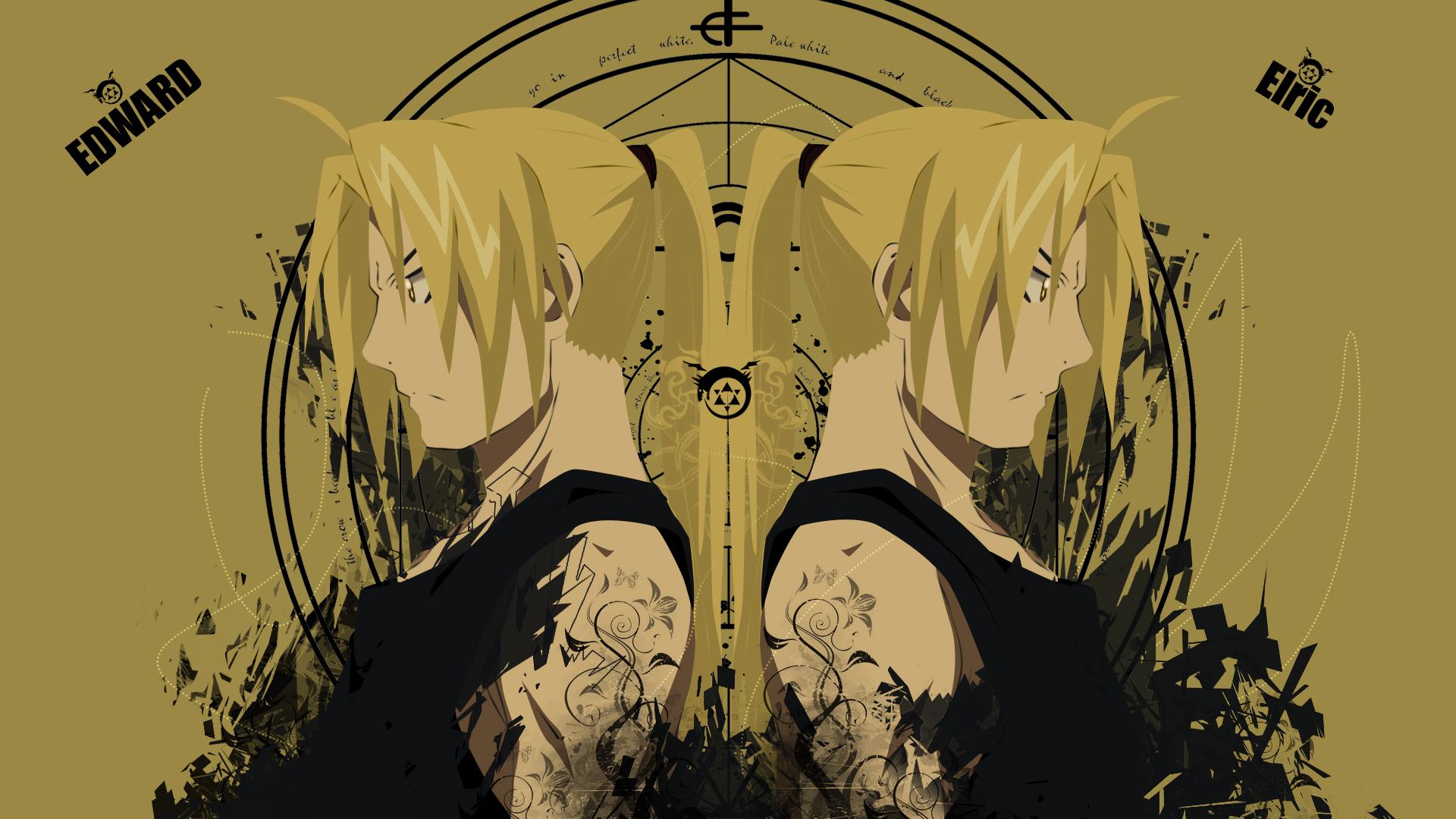 Fullmetal Alchemist Brotherhood wallpaper 13