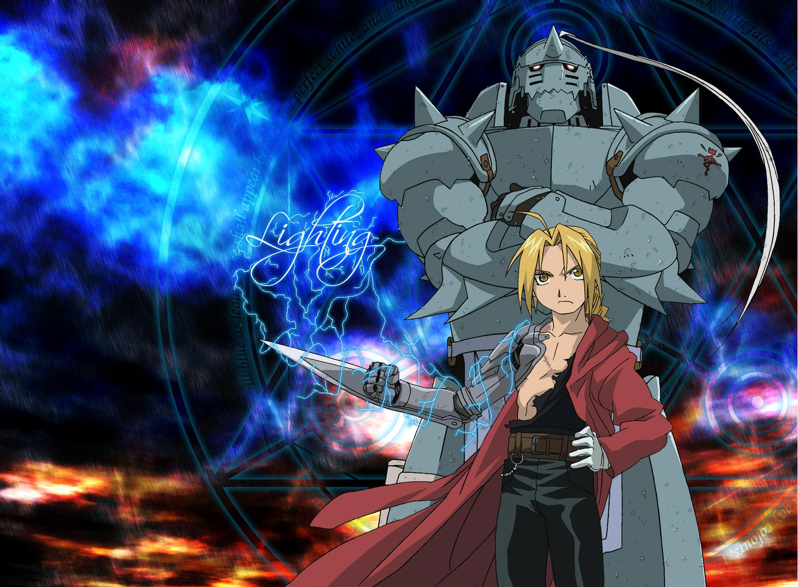 Fullmetal Alchemist Brotherhood wallpaper 6