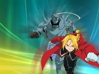 Fullmetal Alchemist Brotherhood wallpaper 14