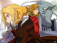 Fullmetal Alchemist Brotherhood wallpaper 2