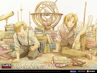 Fullmetal Alchemist Brotherhood wallpaper 4