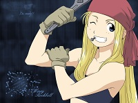 Fullmetal Alchemist Brotherhood wallpaper 8