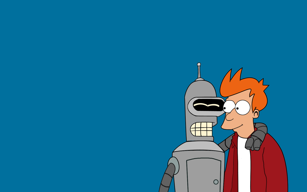Futurama wallpaper 11