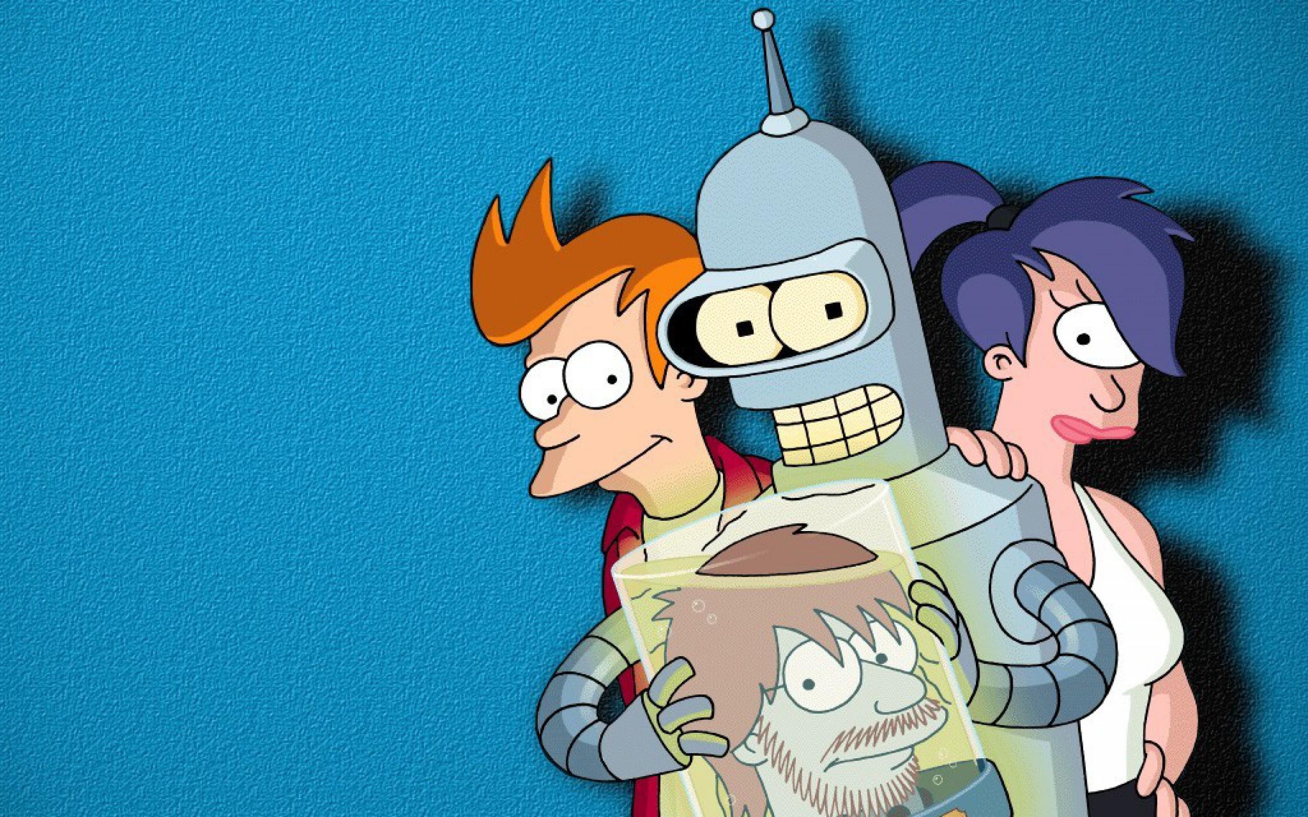 Futurama wallpaper 19