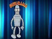 Futurama wallpaper 10
