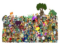 Futurama wallpaper 4