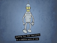 Futurama wallpaper 9