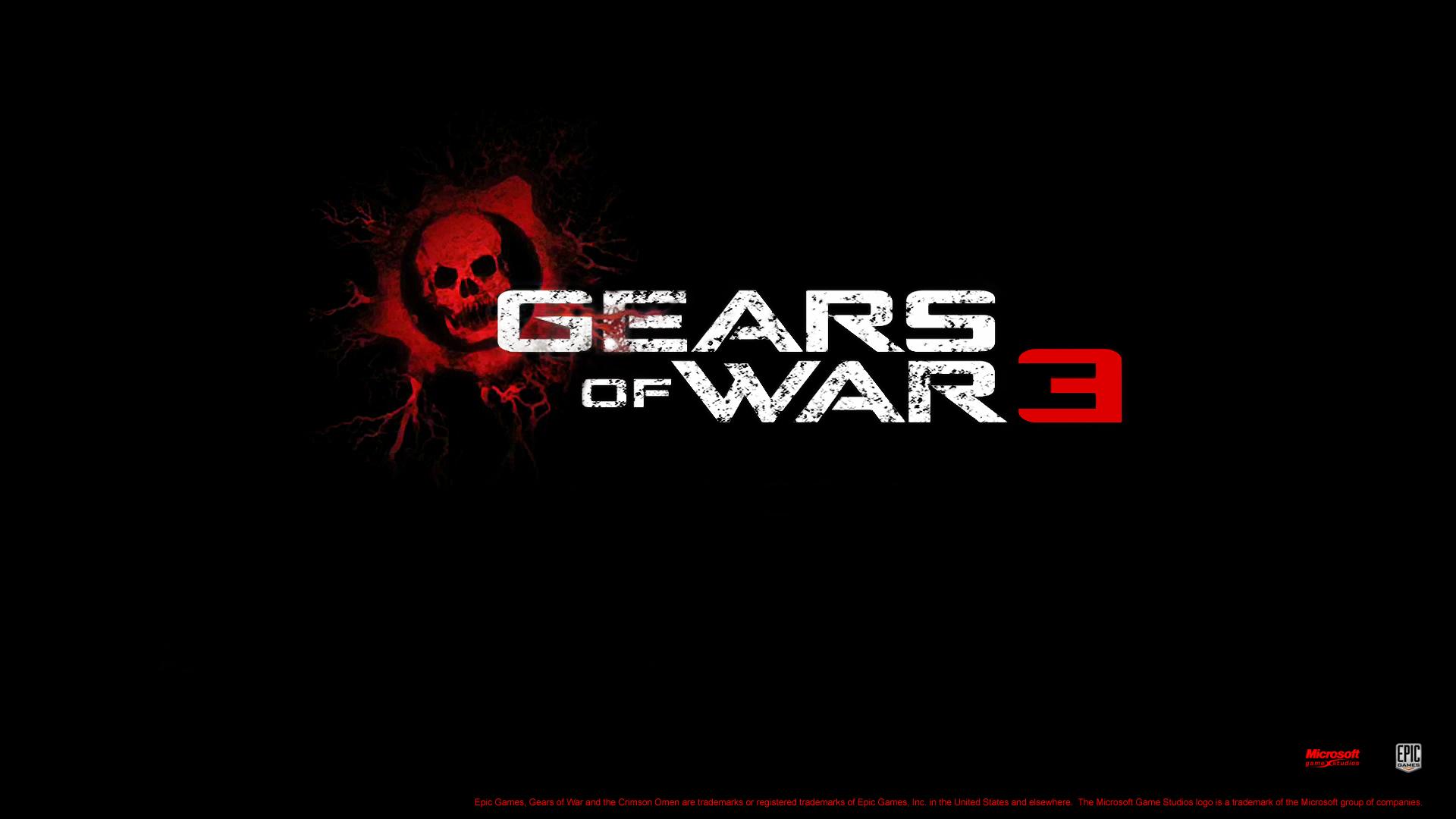Gears Of War 3 Wallpaper 1 Wallpapersbq