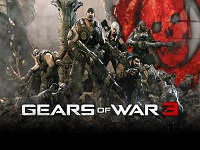 Gears of war 3 wallpaper 2