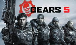 Gears of War 5 background 1